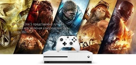 Видео: Microsoft в рекламе Xbox One S хвастается успехами в СШАwww.battlefieldmart.com | Battlefield 1 Купить | Scoop.it