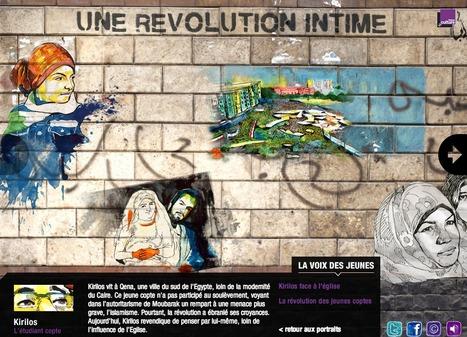 Egypte, deux ans après ... Webdoc sur la révolution au pays des pharaons | Curiosité Transmedia & Nouveaux Médias | Scoop.it