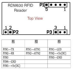 RFID(RDM630)andArduino | Projet PI | Scoop.it