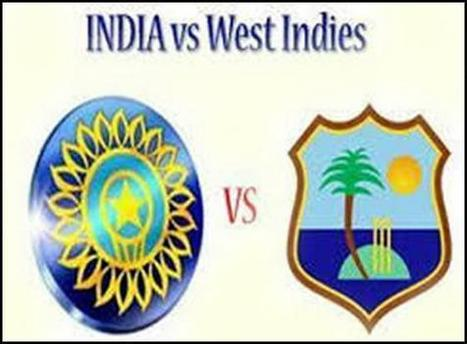 India vs. West Indies: 1st ODI begins on Oct 8 | Morningcable Bollywood Gallery | Scoop.it