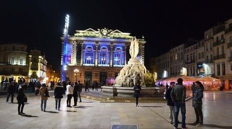 Montpellier: La place de la Comédie parmi les lieux les plus «Instagrammés» de France | Languedoc Roussillon : actualité économique | Scoop.it