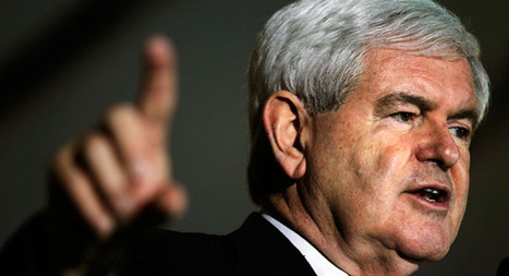 Newt Gingrich plays the Charlie Crist card | Florida Advocate | Scoop.it