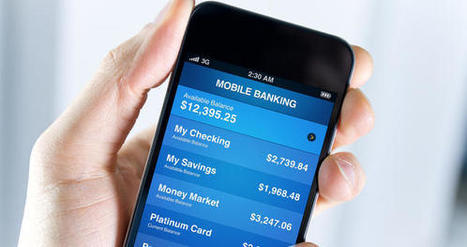 L'adoption de la banque banking entraîne une demande pour des ... | Assurance et Banque | Scoop.it