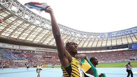 Puma Makes a Multi-Million Dollar Bet on a Slower Usain Bolt | Sports | Scoop.it