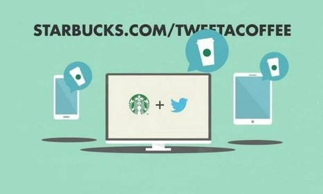 Tweet-a-Coffee: Another example of Starbucks' brilliance | Marketing | Social Media | Scoop.it