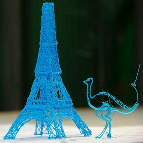 3D Drawing Now Easy With 3Doodler Pen | Tech Nontech Magazine | Scoop.it