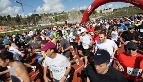 Running season kicks off in Israel - ISRAEL21c | Biking and Trail Running | Scoop.it