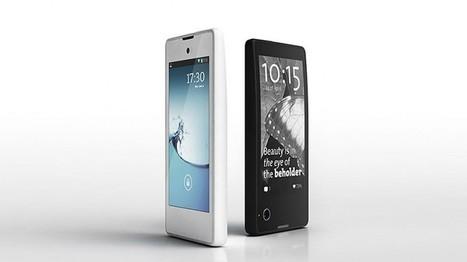 YotaPhone, el revolucionario smartphone de dos pantallas ya a la venta | innovación | Scoop.it