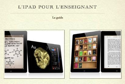 Guide de l'iPad pour l'enseignant   Time to Learn   Scoop.it