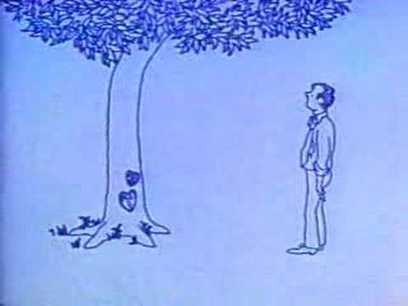 Shel Silverstein Narrates an Animated Version of The Giving Tree (1973)   Literary   Scoop.it