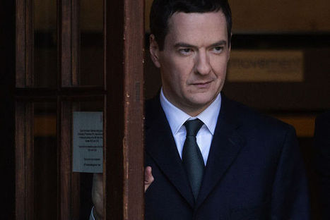 Osborne Says U.K. Deficit Higher as Property Tax Is Overhauled - Bloomberg | UK Business & Tax | Scoop.it