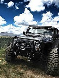 what brand/type of bumper config is on this jeep | CarzzCompany | Scoop.it