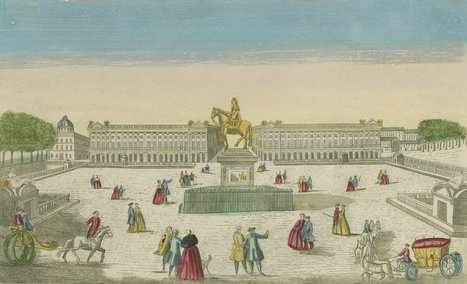 Avant la Concorde et l'Obélisque, la place Louis XV | Exposition Le Voyage de l'obélisque 12 février - 6 juillet 2014 | Scoop.it