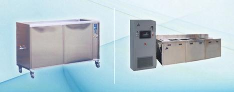 High end Ultrasonic Cleaning Systems   Ultrasonic Homogenizer   Scoop.it