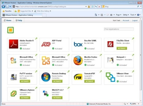 VMware: VMware ThinApp Blog: VMware ThinApp 4.7 – What's new? | LdS Innovation | Scoop.it