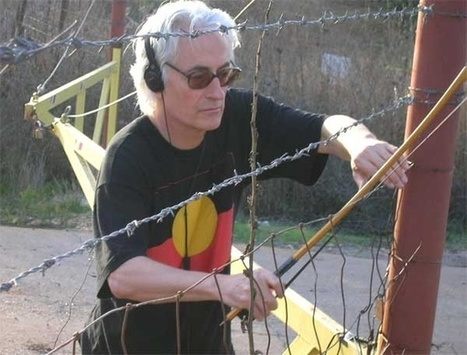 Meet the Guy Who Uses Fences as Instruments | DESARTSONNANTS - CRÉATION SONORE ET ENVIRONNEMENT - ENVIRONMENTAL SOUND ART - PAYSAGES ET ECOLOGIE SONORE | Scoop.it