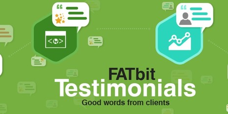 FATbit Reviews by Clients all over the World | Social Media Marketing Company India | Scoop.it
