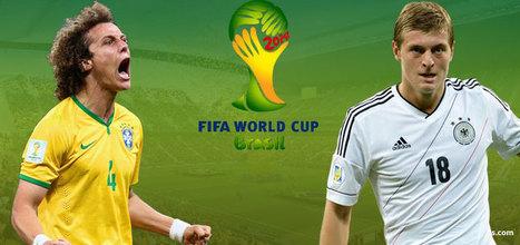 Pronostics Brésil Allemagne : Mondial 2014 - Demie finale | Paris sportifs et pronostics | Scoop.it