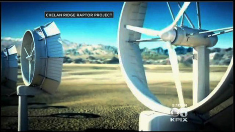 New Design May Reduce Bird Deaths In Wind Turbines On AltamontPass | IBIN Sustainable Energy News | Scoop.it