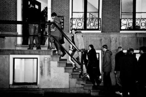 Museum Night Amsterdam - 14 . Castrum Peregrini – Intellectual Playground   Holocaust Holland   Scoop.it
