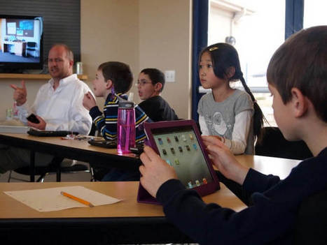 Why Apps Should Replace Textbooks In Your Classroom | Technologies and education | Scoop.it