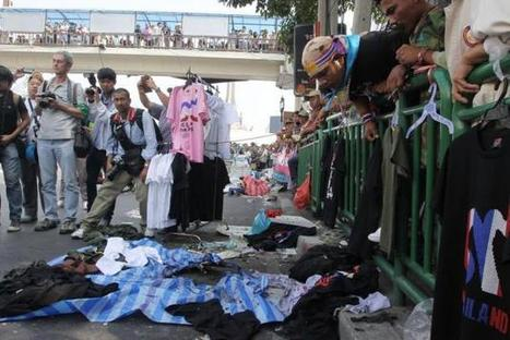 At least 28 injured in grenade attacks at Victory Monument - The ... | National News and Politics | Scoop.it