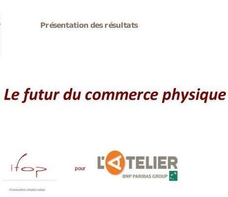 Les Français et les innovations digitales en magasin – Les chiffres de Connected Store »   Nouveaux territoires du marketing   Scoop.it