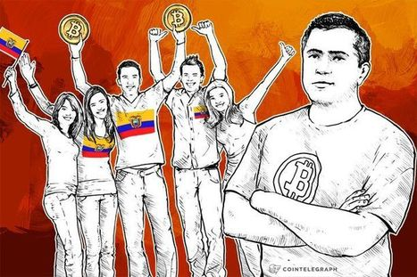 Ecuador's National Digital Currency Experiment Explained - CoinTelegraph | Peer2Politics | Scoop.it