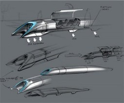Elon Musk unveils HYPERLOOP, 'two orders of magnitude' BETTER than flying or driving | Machines Pensantes | Scoop.it