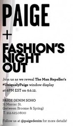 How Fashions Night Out Performed in Social Media   Social Media Today   Social Media & Digital Strategy   Scoop.it