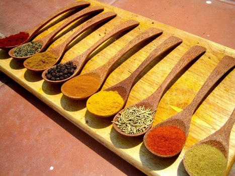 Health Benefits of Herbs and Spices - Calorie Secrets | Arabic and Indian Recipes | Scoop.it