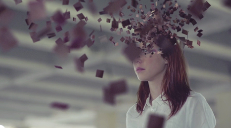 Heads explode into pixels in Gal Muggia's music video for Adi Ulmansky | What's new in Visual Communication? | Scoop.it