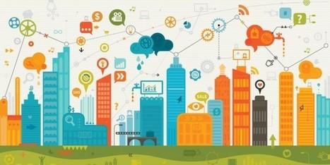 [infographie] Le marché de l'#IoT multiplié par 6 en 2020 | Le Zinc de Co | Scoop.it