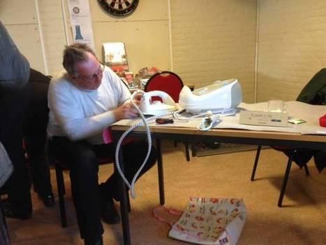 Oss' Repair Café maakt goede start. | Repair Café Nieuws | Scoop.it