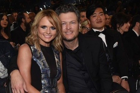 Blake Shelton and Miranda Lambert's Divorce Records Sealed, Possibly Illegally | Country Music Today | Scoop.it