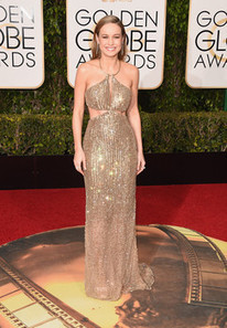Get the look with L'Oreal Paris, Golden Globes edition: Brie Larson | Fashion & Beauty | Scoop.it