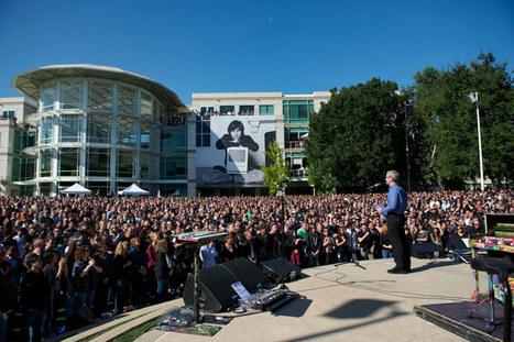 Apple Events - Celebrating Steve | Steve Jobs | Scoop.it