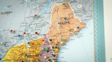 A Sense of Place: New England | Literature & Psychology | Scoop.it