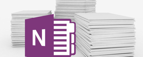 How to Use OneNote Templates to Be More Organized | Evernote 247 | Scoop.it