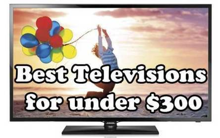 Best TV Under $300 – Top Rated Televisions For Less Than 300 Dollars | Televisions | Scoop.it