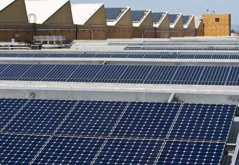 Solar Rooftops Can Save Californian Grid & Residents $1.4 Billion Annually   Business as an Agent of World Benefit   Scoop.it