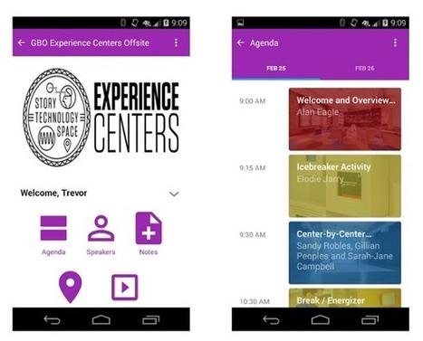 Arobasenet: Google lance une application Android pour gérer les événements | MyEcopage | Scoop.it
