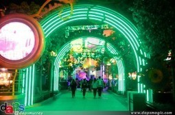 """""""It's Great To Be Green"""" Disney California Adventure Party 
