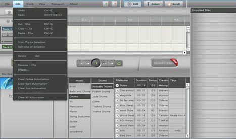 Audio Editor Myna: un editor de audio profesional, gratuito y online   Aplicaciones y Herramientas . Software de Diseño   Scoop.it