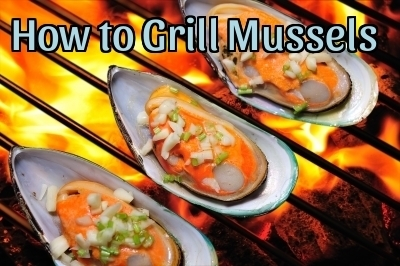 Grilled Mussels Recipe | Best Easy Recipes | Scoop.it