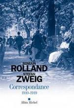 Rolland-Zweig : une correspondance à ne pas manquer | Ca m'interpelle... | Scoop.it