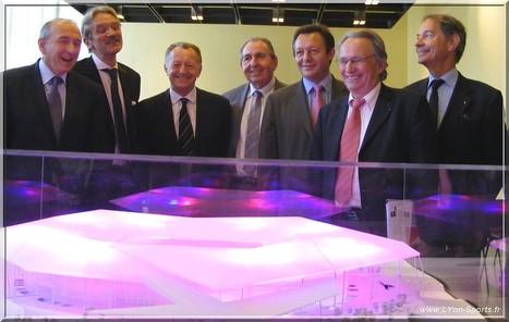 LYonenFrance.com: Le département du Rhône garantit le stade des Lumières à hauteur de 40 Millions d'Euros | Balades Lyonnaises | Scoop.it