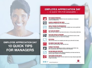 Employee Appreciation | 10 Quick Tips | EQ, Influence and Persuasion | Scoop.it