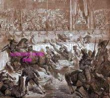 Le Havre, UNE CORRIDA EN PLEIN COEUR DE LA VILLE EN JUILLET 1868. Alexandre Dumas père se fait le chroniqueur des festivités | GenealoNet | Scoop.it
