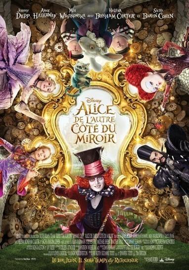 Alice de l'Autre Côté du Miroir - Notre Critique ! | J'écris mon premier roman | Scoop.it